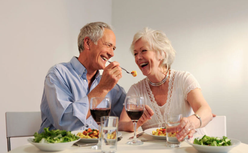 Over 50s event- Dinner for Six